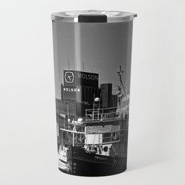 Old Port Montreal Travel Mug