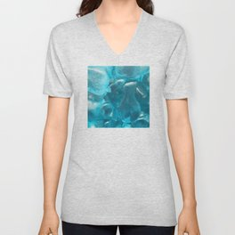 Ocean Life Unisex V-Neck