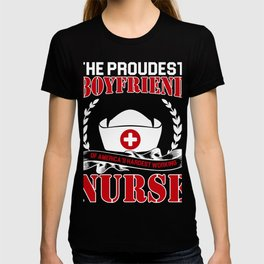 Great Shirt For Boyfriend. Nurse Costume From Girl T-shirt