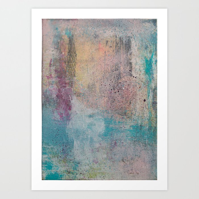 Late For Work Art Print