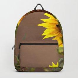 The sunflower Backpack