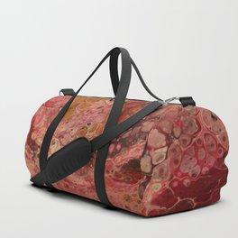 Pink Bloom Duffle Bag