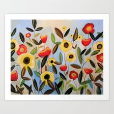 Nature Fantasy Art Print