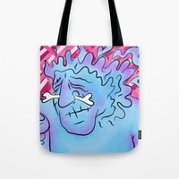 medicine Tote Bags featuring medicine man. by BRUM.