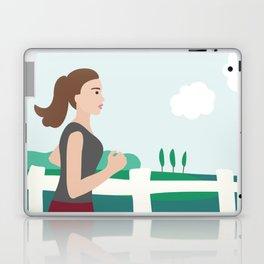 Fresh Air Runner Laptop & iPad Skin