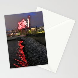 By Night: New York City (Pt. 20) Stationery Cards