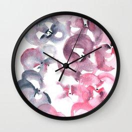 Lu Lu Wall Clock