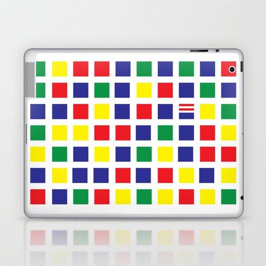 Square's Waldo Laptop & iPad Skin