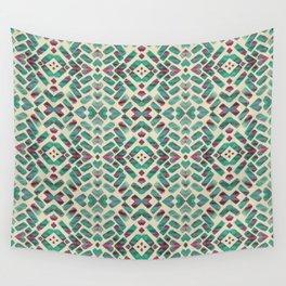 Bohemian Boho Ornament Pattern Wall Tapestry