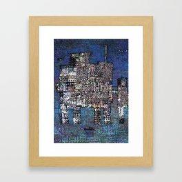 Rig 3 Framed Art Print