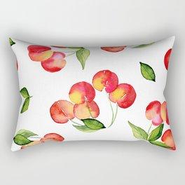 Bowl of Cherries Rectangular Pillow