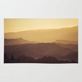 Desert's Sunset Rug