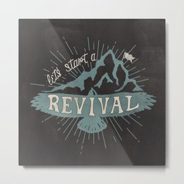 Revival Metal Print