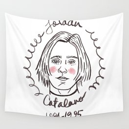 It's Jordan Catalano, or whatever.  Wall Tapestry