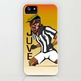 MusclePogba iPhone Case