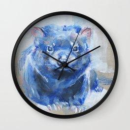 Tassie Devil Wall Clock