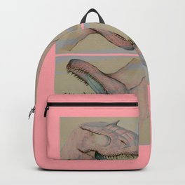 Jurassic party Backpack