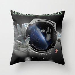 The solitary nostalgic emotion - come back home! Throw Pillow
