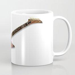 Modern Grunge Guitar Coffee Mug