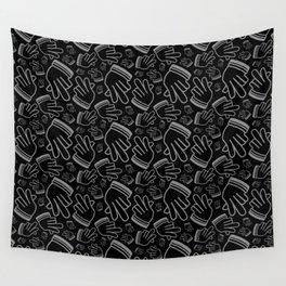 YO Patern Wall Tapestry