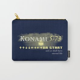 The Old School Testament Carry-All Pouch