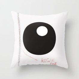 Rebel Spies Throw Pillow