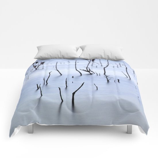 """Waiting for dreaming"" Comforters"
