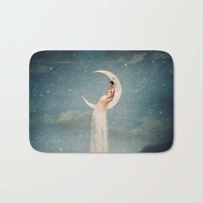 Moon River Lady Bath Mat