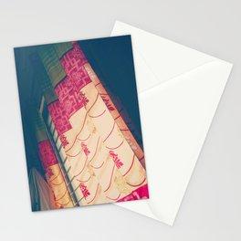 Sunshine on Window Stationery Cards