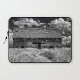 Historic Blasdel Barn in Kalispell Laptop Sleeve