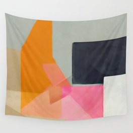 Colors Bump 4 Wall Tapestry