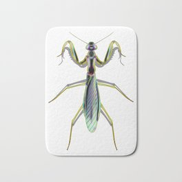 Super Cool Prayer Insect Bath Mat