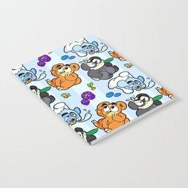 Bear Trio Notebook