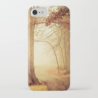 eddie vedder iPhone & iPod Cases featuring I Heard Whispering in the Woods by Olivia Joy StClaire
