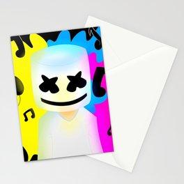marshmello album 2020 nikn1 Stationery Cards