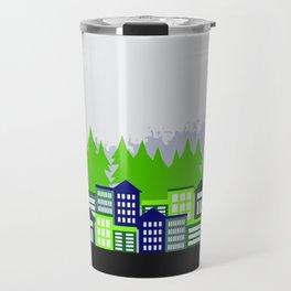 San Francisco Pop Travel Mug