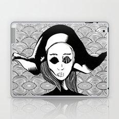 eva natas Laptop & iPad Skin