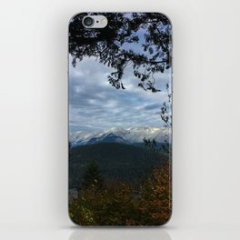 That view iPhone Skin