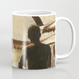 """Surf Check""  Coffee Mug"