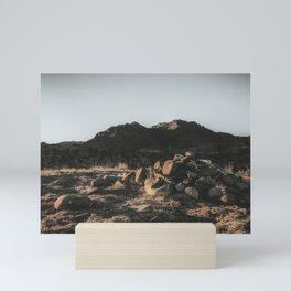 Sand Hill Summit Mini Art Print
