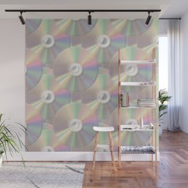 DVD Color Wall Mural