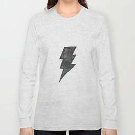 Thunder Stamped Long Sleeve T-shirt