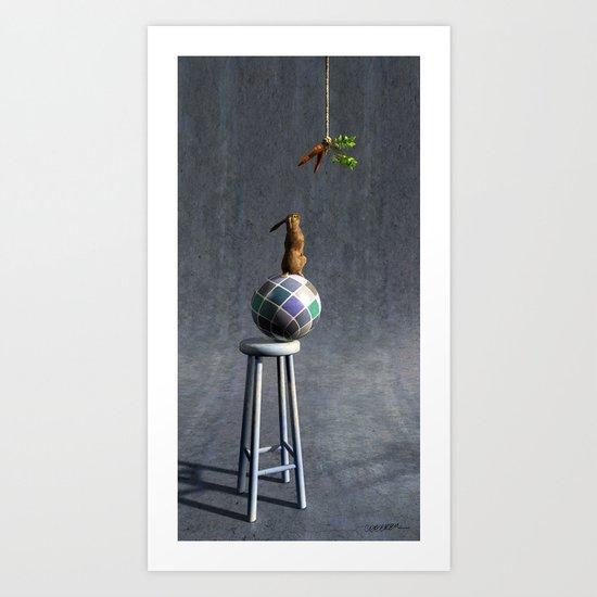 Equilibrium II Art Print