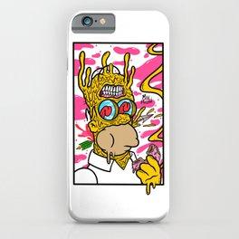 Acidic Doh Man iPhone Case