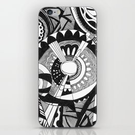 Lost in your Eyes iPhone Skin