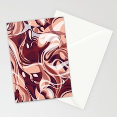 Marsala Shake Stationery Cards