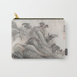 Outing to Zhang Gong's Grotto Carry-All Pouch
