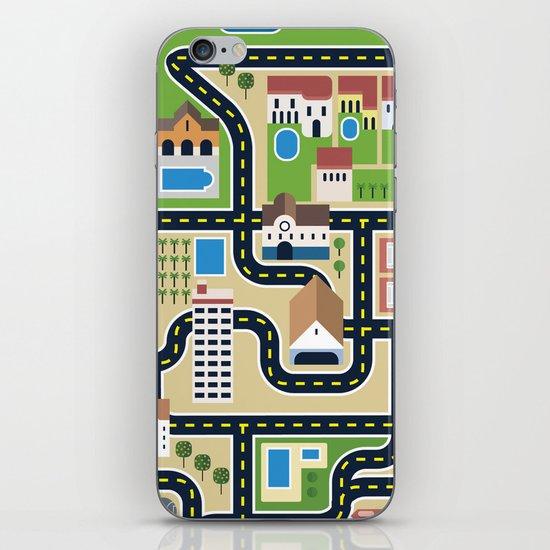 Central Algarve iPhone & iPod Skin
