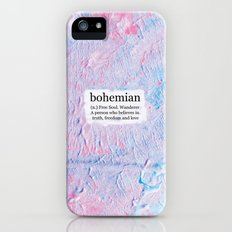 bohemian Slim Case iPhone (5, 5s)