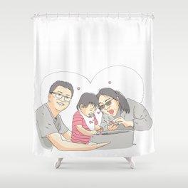 TeQi Shower Curtain